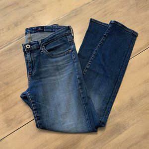 AG Adriano Goldschmied SZ 29 The Stevie Ankle Jean